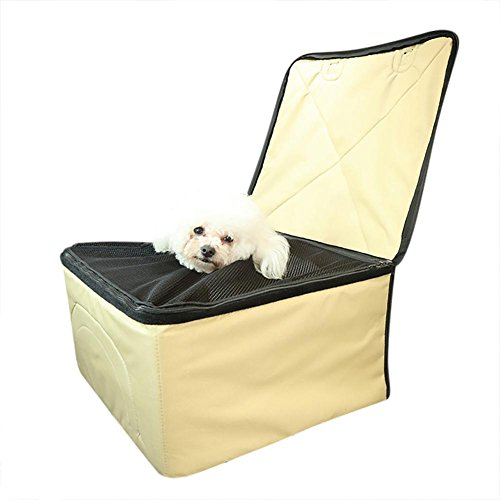 istary New Pet Bag multifunktionale Matte Auto Travel Dog Cage Kennel Faltschachtel