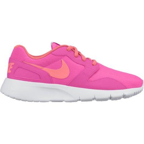 Nike 3 Kinder Mädchen Schuhe Größe (Nike Mädchen Leichtathletikschuhe, Mehrfarbig - Rosa/Naranja/Blanco - Größe: 3 5)