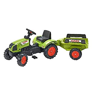 Falk 410Claas Arion Pedal Tractor