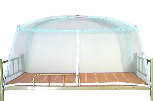 Ashdown letto a baldacchino zanzariera anti zanzare protezione completa copertura