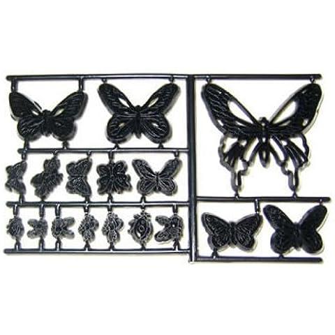 Patrones para patchwork, diseño de mariposa, mariquitas y abejas