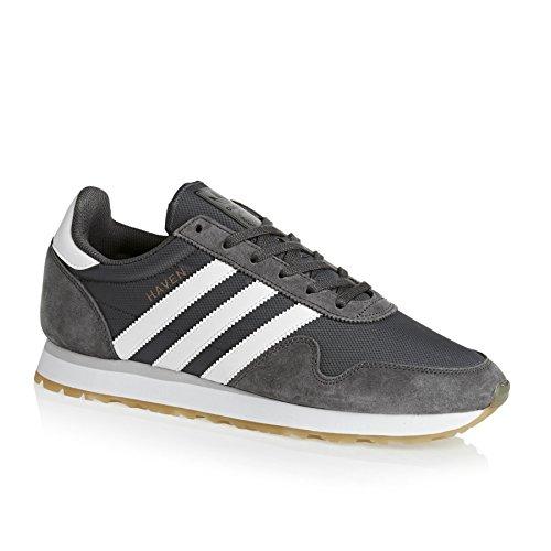 adidas Herren Haven Sneaker Grau (Grey Five/footwear White/gum)