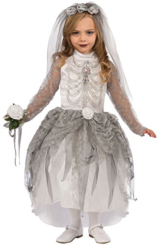 ett Braut Kostüm (Skelett Braut)