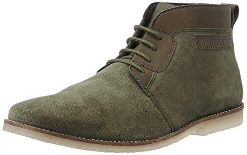Bata 8417032 Weinbrenner Men S Desert Lace Green Boots