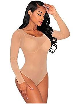 Biancheria Intima Sexy, Reasoncool Biancheria sexy delle donne petto un file aperto Underwear