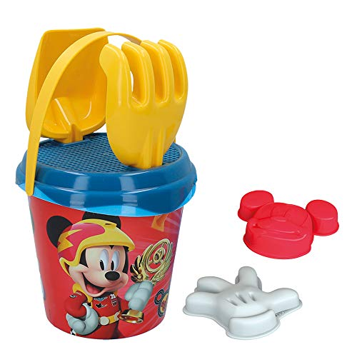 ColorBaby- Set De Playa Mickey, Multicolor 48215