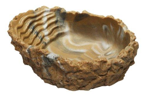 Hobby Trinkschale M, grau-beige, 150 ml, 15 x 4 x 11 cm