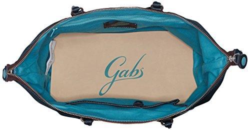 GABS - G3, Borsa a mano Donna Blu (Blu)