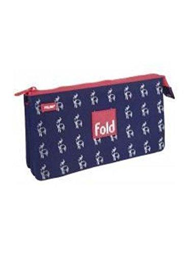 Portatodo MILAN Fold 5 Compartimentos
