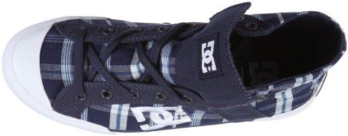 DC Shoes Chelsea Zero HI SE D0302659, Sneaker donna Blu (Blau/DC Navy)