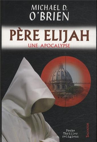 Père Elijah (version poche) par Michael O'Brien