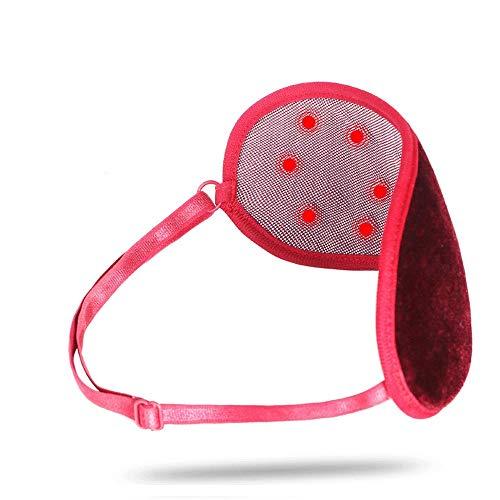 Magnet Anion Schlafmaske für unterwegs, schattierend, ferngesteuert, Massageauge