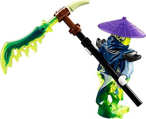 LEGO Ninjago: Minifigure Scythe Master / Scythe Master Ghoultar (Guerrero Fantasma)