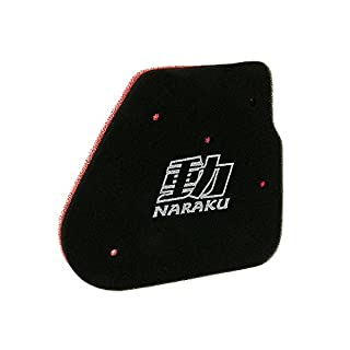 Luftfilter Einsatz Naraku Double Layer für ZNEN ZN50QT-11C 2T