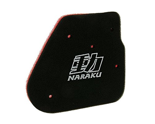 Luftfilter Einsatz Naraku Double Layer für ATU / Explorer Explorer Race GT 50 Typ:B92
