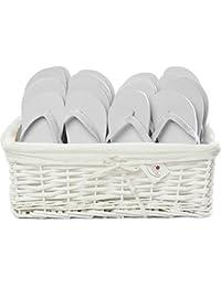 b722de94e659 Zohula Flip Flops Wedding Baskets - 20 Pairs  XLx20  - Choice of Colours