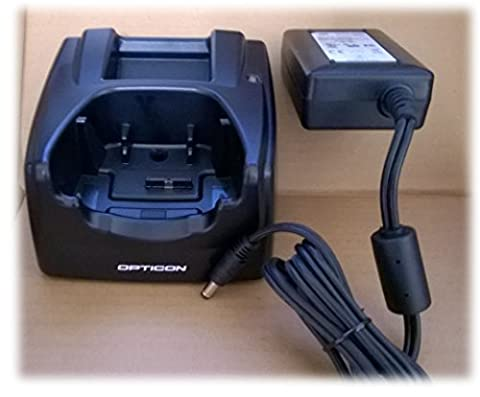 Opticon IRU-7000 Single Dock Charge/Comms Cradle for PHL-7000 Series, includes
