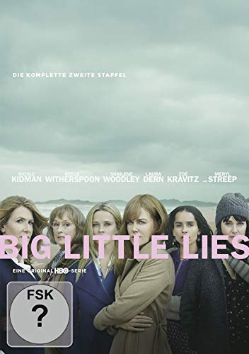 Big Little Lies - Staffel 2 [2 DVDs]