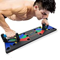 Dufan 2.0 Push Up Rack Board System Comprehensive Fitness Exercise Workout Pushup Stands Complete Training Gym Exercise Men