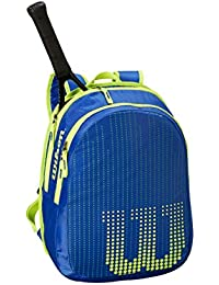 Wilson Mochila Back Pack Azul Amarillo Junior