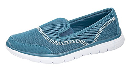 Ladies Superlight Leisure/Walking Shoe Teal
