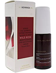 Korres Wild Rose Brightening & Line-Smoothing Serum 30ml