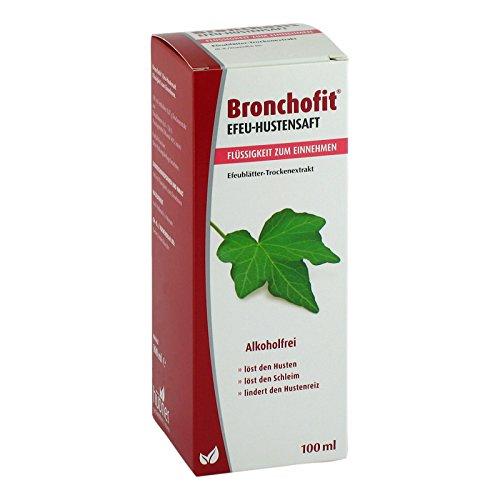 Bronchofit Efeu-Hustensaf 100 ml
