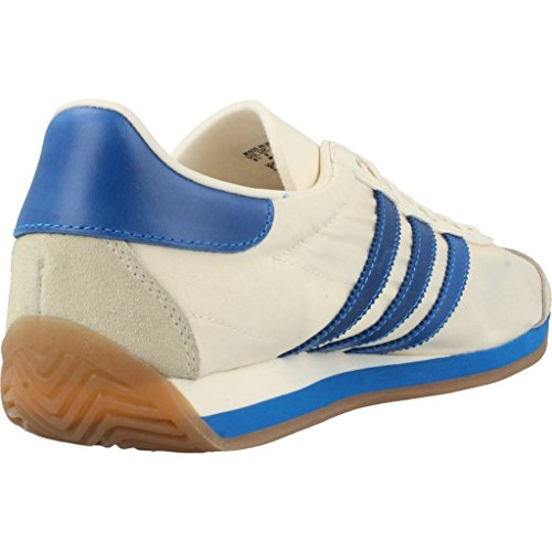 Adidas - Country OG - Sneaker - div. Farben Core White / Blue Bird (Mehrfarbig)