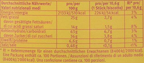 Leibniz PiCK UP Minis Choco Vorteilsbox 1er Pack — Mini-Butterkekse mit Schokolade — Schoko-Kekse einzeln verpackt — Schokoladenkekse Großpackung (1 x 1.06 kg)