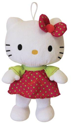 Jemini-022085-Plüsch-Hello Kitty Cache Schatz-27cm (Plüsch Spielzeug Puppe Kitty Hello)