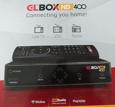 GLBox 400 IPTV, OHNE ABO TÜRKISCHE, KURDISCHE, ARABISCHE,PERSISCHE KANÄLE OHNE ABO