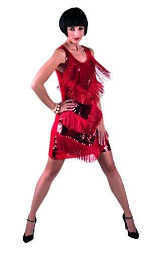 Halloween Party Kostüm Chicago - Boland 87145 Erwachsenenkleid Flapper Chicago, M
