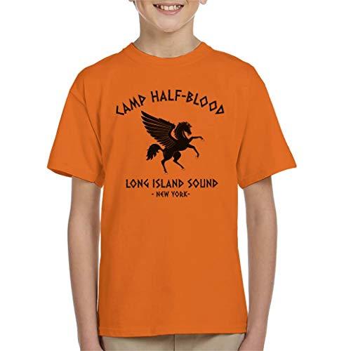 Percy Jackson Camp Half Blood Kid\'s T-Shirt