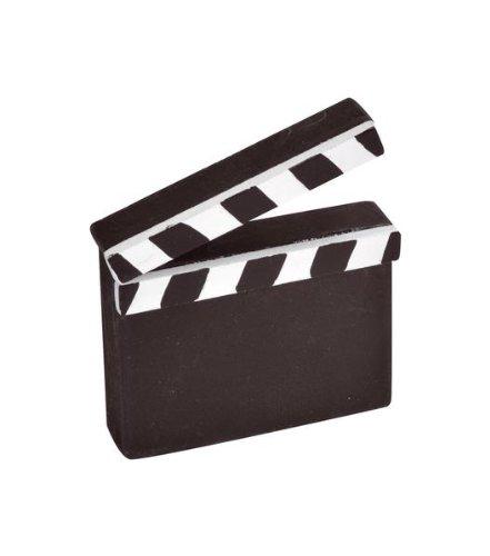 (Tisch Dekoration Platzhalter Namenstafel Filmklappe