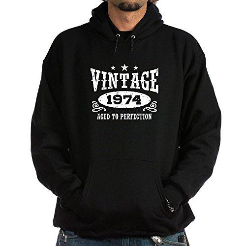 Vintage 1974 Hoodie (dark)