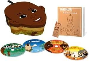 Kirikou, l'Intégrale - Coffret 4 DVD
