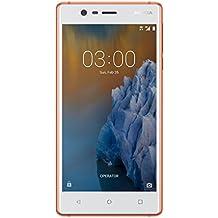 Nokia 3 Smartphone da 16 GB, Dual SIM, Copper