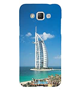 FUSON Public Beach Jumeirah Dubai 3D Hard Polycarbonate Designer Back Case Cover for Samsung Galaxy Grand 3 :: Samsung Galaxy Grand Max G720F