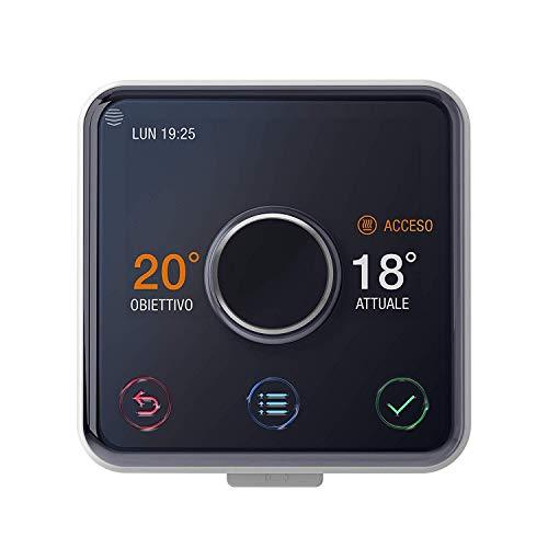 Hive Thermostat: Termostato Intelligente + Smart Hub + Ricevitore Caldaia. Funziona con Alexa e Google Home