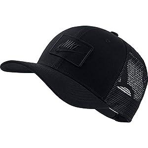 Nike U Nsw Clc99 Cap Trucker – black/black
