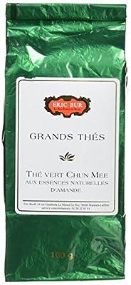 ERIC BUR Thé Vert 100 g - Lot de 6