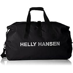 Helly Hansen Sailing Duffel Bolsa de Deporte, 60 cm, Negro