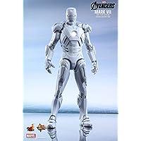 The Avengers Iron Man Mark VII Sub-Zero version 1/6 scale figure Hot Toys Exclusive