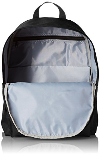 Best womens leather backpack in India 2020 AmazonBasics 21 Ltrs Classic Backpack - Black Image 6