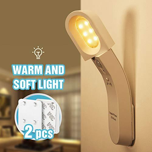 Lampara Mesita Noche Con Sensor PIR LED Lampara Noche