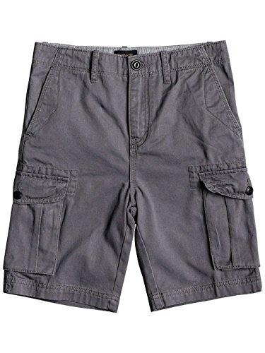 Quiksilver - EQBWS03226 - Shorts - Garçon - Gris - 26/12