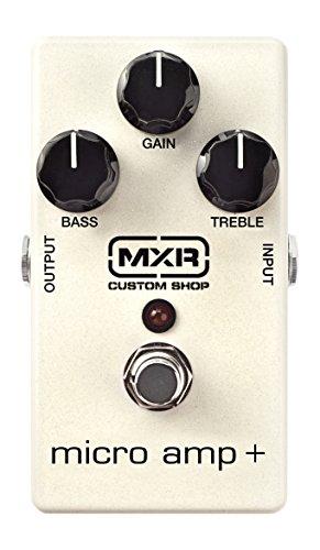 MXR Custom Shop CSP-233 Micro Amp + · Pedal guitarra eléctrica