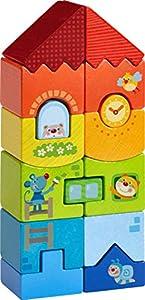 HABA 303708 Juguete de construcción - Juguetes de construcción (Stacking Blocks, Multicolor, 1.5 yr(s), 15 pc(s), Boy/Girl, Children)