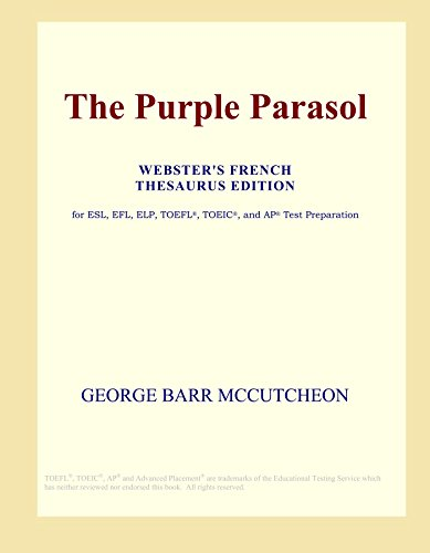 The Purple Parasol (Webster's French Thesaurus Edition)