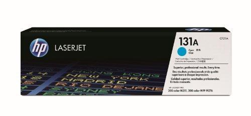 1A / CF 211 A , CF211A - Premium Drucker-Kartusche - Cyan - 1.800 Seiten ()
